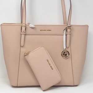 Nwt Michael kors bundle Ciara tote +wallet